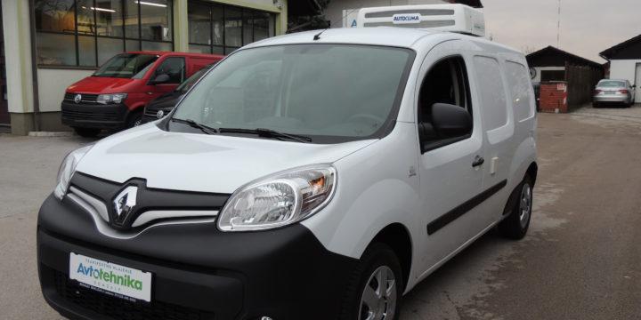 Hladilnik – Renault Kangoo Maxi
