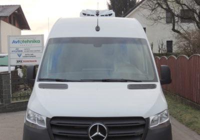 Hladilnik – Mercedes Benz Sprinter