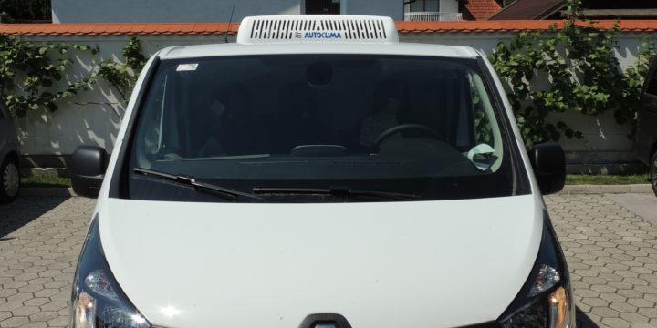 Hladilnik – Renault Trafic