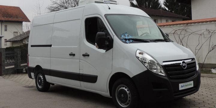 Hladilnik – Opel Movano