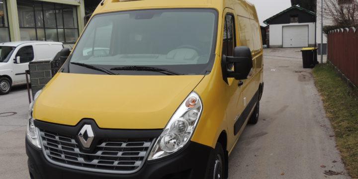 Hladilnik – Renault Master